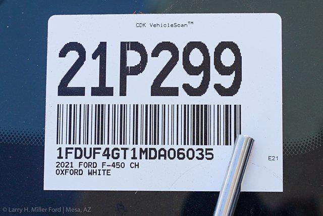 2021 Ford F-450 Regular Cab DRW 4x2, Knapheide KUVcc Service Body #21P299 - photo 29