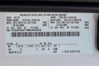 2021 Ford F-450 Regular Cab DRW 4x2, Knapheide KUVcc Service Body #21P299 - photo 28