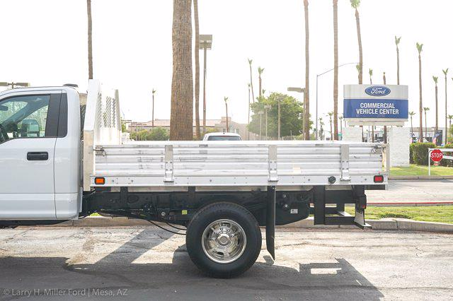 2021 Ford F-350 Regular Cab DRW 4x4, Knapheide Aluminum Platform Body #21P303 - photo 3