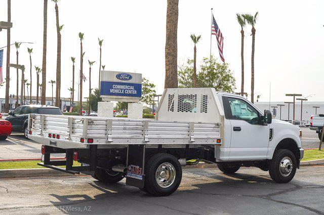 2021 Ford F-350 Regular Cab DRW 4x4, Knapheide Aluminum Platform Body #21P303 - photo 10
