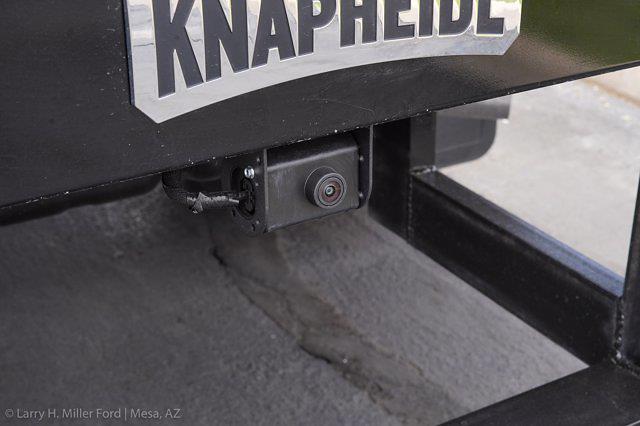 2021 Ford F-550 Crew Cab DRW 4x2, Knapheide Value-Master X Platform Body #21P305 - photo 7