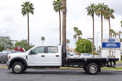 2021 Ford F-550 Crew Cab DRW 4x2, Knapheide Value-Master X Platform Body #21P305 - photo 6