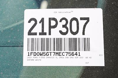 2021 Ford F-550 Crew Cab DRW 4x2, Knapheide KUVcc Service Body #21P307 - photo 31