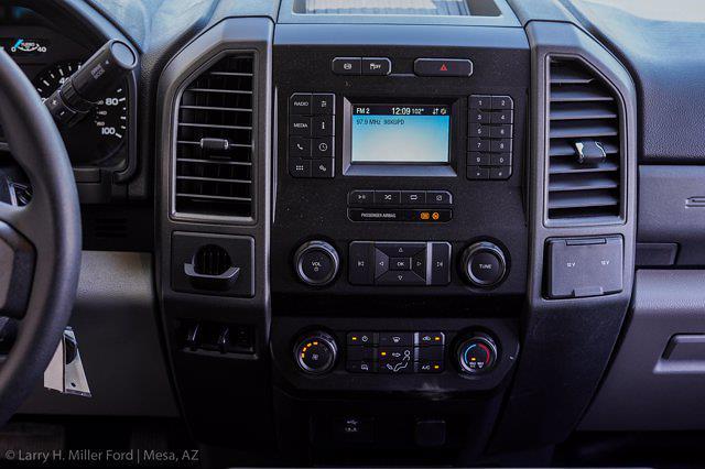 2021 Ford F-550 Super Cab DRW 4x2, Knapheide KUVcc Service Body #21P314 - photo 22