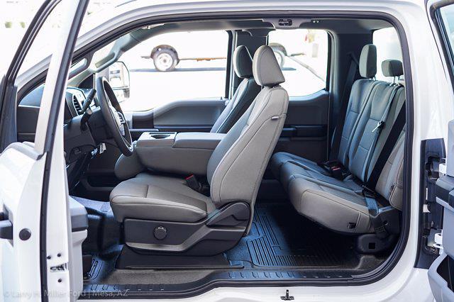 2021 Ford F-550 Super Cab DRW 4x2, Knapheide KUVcc Service Body #21P314 - photo 25