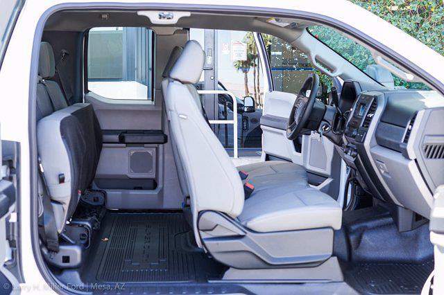 2021 Ford F-550 Super Cab DRW 4x2, Knapheide KUVcc Service Body #21P314 - photo 29