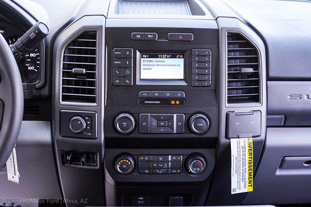 2021 Ford F-550 Super Cab DRW 4x4, Knapheide KUVcc Service Body #21P315 - photo 22
