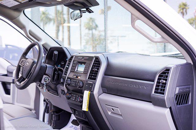 2021 Ford F-550 Super Cab DRW 4x4, Knapheide KUVcc Service Body #21P315 - photo 28