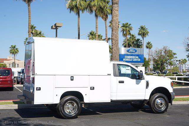 2021 Ford F-350 Regular Cab DRW 4x4, Knapheide KUVcc Service Body #21P333 - photo 13