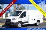 2021 Ford Transit 350 4x2, Knapheide KUV Service Utility Van #21P344 - photo 1