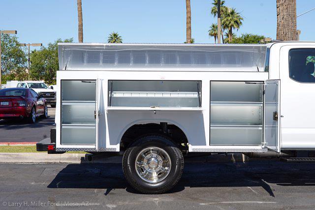2021 Ford F-350 Super Cab DRW 4x4, Royal Truck Body Service Body #21P346 - photo 15