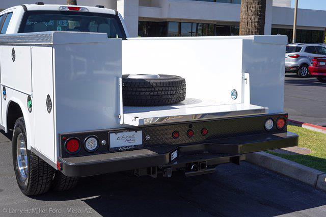 2021 Ford F-350 Super Cab DRW 4x4, Royal Truck Body Service Body #21P346 - photo 9