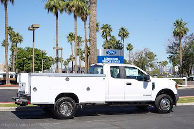 2021 Ford F-350 Super Cab DRW 4x4, Royal Truck Body Service Body #21P346 - photo 12