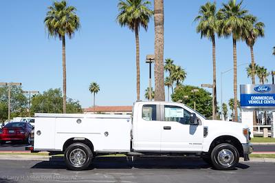 2021 Ford F-350 Super Cab DRW 4x4, Royal Truck Body Service Body #21P346 - photo 13