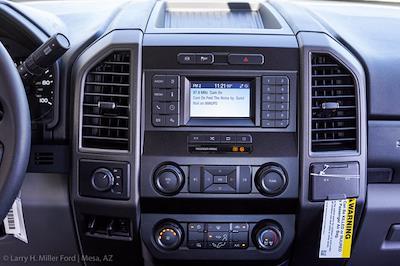 2021 Ford F-350 Super Cab DRW 4x4, Royal Truck Body Service Body #21P346 - photo 22