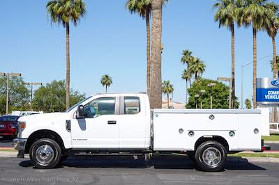 2021 Ford F-350 Super Cab DRW 4x4, Royal Truck Body Service Body #21P346 - photo 3