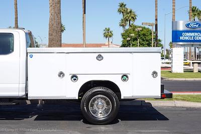 2021 Ford F-350 Super Cab DRW 4x4, Royal Truck Body Service Body #21P346 - photo 6