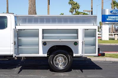 2021 Ford F-350 Super Cab DRW 4x4, Royal Truck Body Service Body #21P346 - photo 7