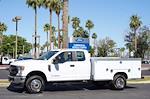 2021 Ford F-350 Super Cab DRW 4x4, Royal Truck Body Service Body #21P346 - photo 4