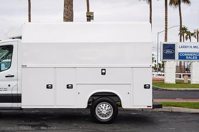 2021 Ford Transit 350 AWD, Knapheide KUV Service Utility Van #21P347 - photo 5