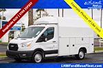2021 Ford Transit 350 AWD, Knapheide KUV Service Utility Van #21P347 - photo 1