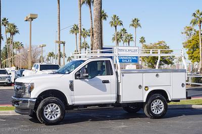 2021 Ford F-350 Regular Cab 4x4, Royal Truck Body Service Body #21P350 - photo 3