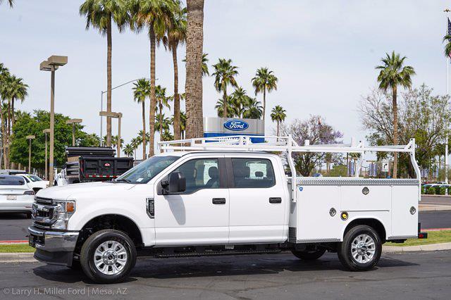 2021 Ford F-250 Crew Cab 4x4, Royal Truck Body Service Body #21P351 - photo 3