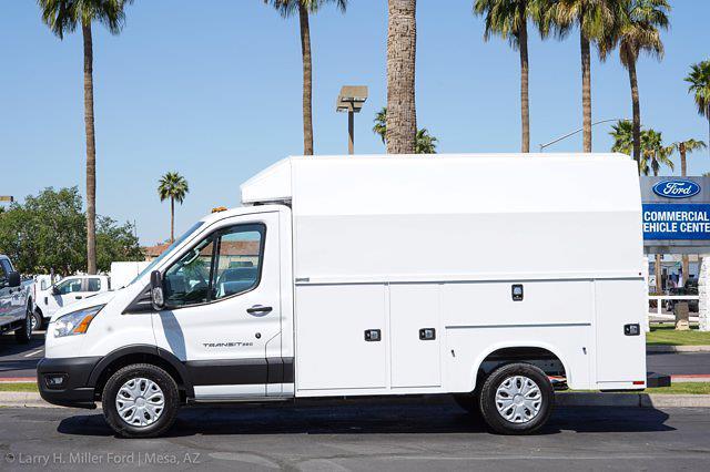 2021 Ford Transit 350 4x2, Knapheide KUV Service Utility Van #21P354 - photo 2