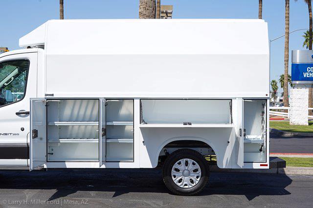 2021 Ford Transit 350 4x2, Knapheide KUV Service Utility Van #21P354 - photo 6