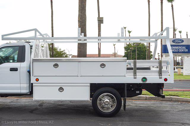 2021 Ford F-450 Regular Cab DRW 4x2, Royal Truck Body Contractor Body #21P355 - photo 6