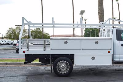 2021 Ford F-450 Regular Cab DRW 4x2, Royal Truck Body Contractor Body #21P355 - photo 12