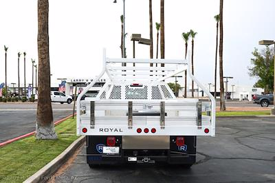 2021 Ford F-450 Regular Cab DRW 4x2, Royal Truck Body Contractor Body #21P355 - photo 8