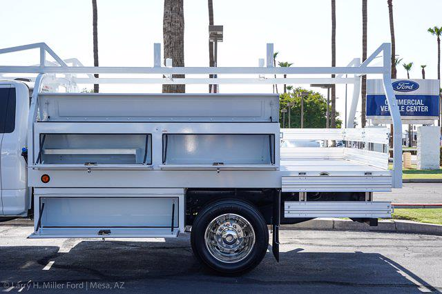 2021 Ford F-450 Regular Cab DRW 4x2, Royal Truck Body Contractor Body #21P356 - photo 6