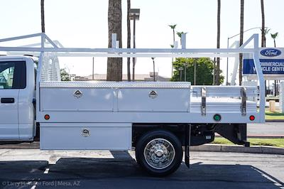 2021 Ford F-450 Regular Cab DRW 4x2, Royal Truck Body Contractor Body #21P356 - photo 5