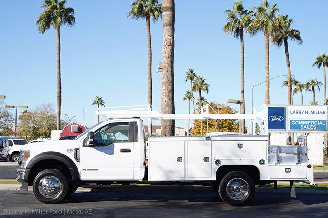 2021 Ford F-450 Regular Cab DRW 4x2, Royal Truck Body Combo Body #21P357 - photo 1
