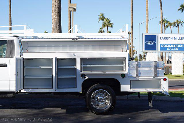 2021 Ford F-450 Regular Cab DRW 4x2, Royal Truck Body Service Combo Body #21P357 - photo 6