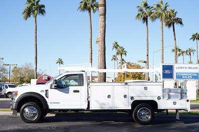2021 Ford F-450 Regular Cab DRW 4x2, Royal Truck Body Service Combo Body #21P357 - photo 2