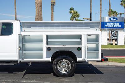 2021 Ford F-450 Super Cab DRW 4x4, Royal Truck Body Contractor Body #21P358 - photo 6