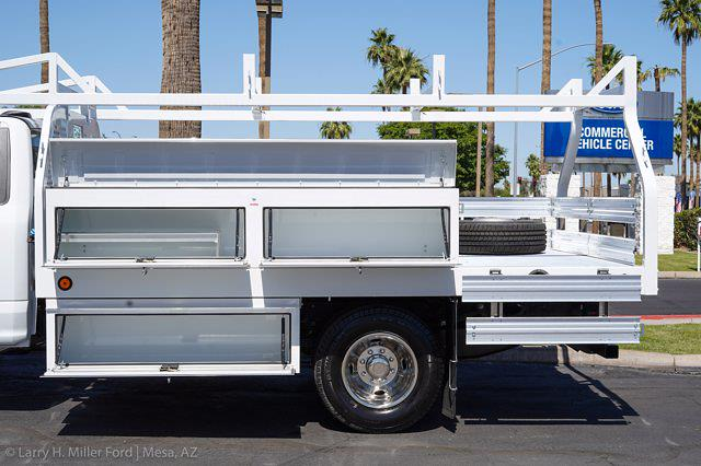 2021 Ford F-350 Regular Cab DRW 4x2, Royal Truck Body Contractor Body #21P359 - photo 6