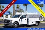 2021 Ford F-350 Regular Cab DRW 4x2, Royal Truck Body Contractor Body #21P359 - photo 1