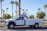 2021 Ford F-550 Regular Cab DRW 4x4, Royal Truck Body Landscape Dump #21P360 - photo 2