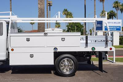 2021 Ford F-550 Regular Cab DRW 4x2, Royal Truck Body Contractor Body #21P365 - photo 5