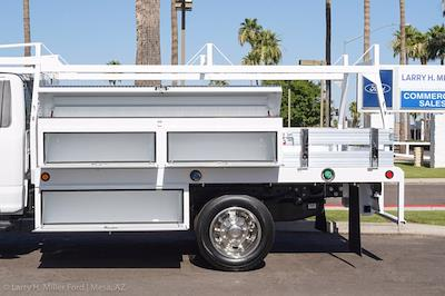 2021 Ford F-550 Regular Cab DRW 4x2, Royal Truck Body Contractor Body #21P365 - photo 6
