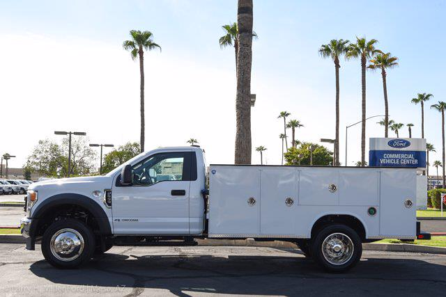 2021 F-550 Regular Cab DRW 4x2,  Royal Truck Body Service Body #21P366 - photo 2