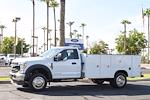 2021 F-550 Regular Cab DRW 4x2,  Royal Truck Body Service Body #21P366 - photo 3