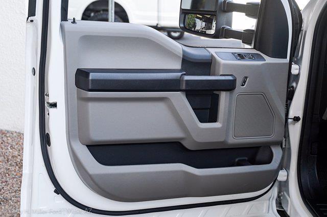 2021 Ford F-550 Regular Cab DRW 4x4, Rugby Eliminator LP Steel Dump Body #21P368 - photo 14