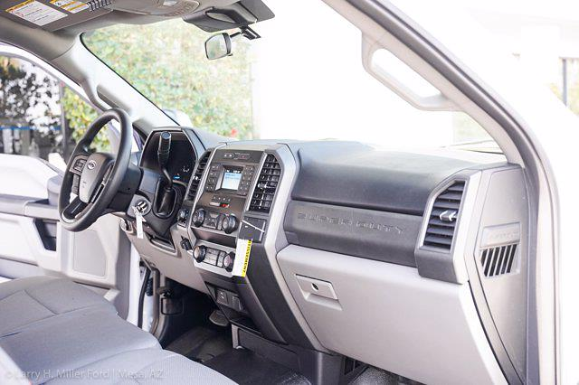2021 Ford F-550 Regular Cab DRW 4x4, Rugby Eliminator LP Steel Dump Body #21P368 - photo 23