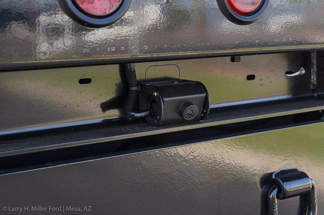 2021 Ford F-550 Regular Cab DRW 4x4, Rugby Eliminator LP Steel Dump Body #21P368 - photo 7