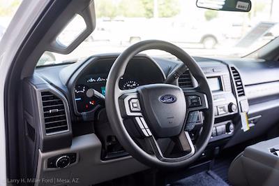2021 Ford F-550 Regular Cab DRW 4x4, Rugby Eliminator LP Steel Dump Body #21P368 - photo 17