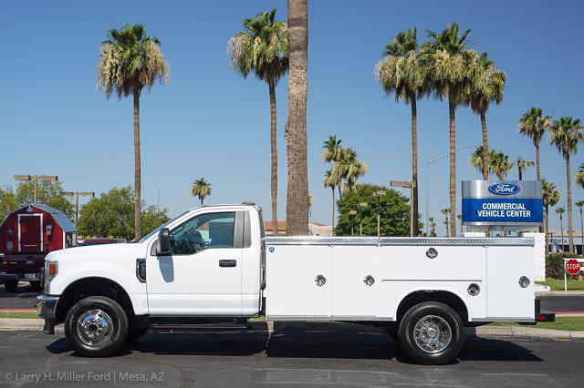 2021 Ford F-350 Regular Cab DRW 4x4, Royal Truck Body Service Body #21P374 - photo 1